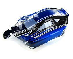 Redcat Racing Buggy Body, Blue/Silver/Black
