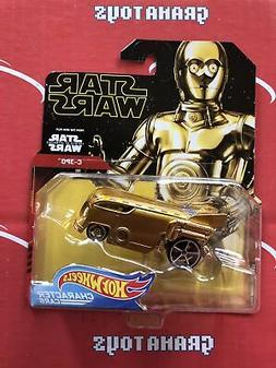 C-3PO 2019 Hot Wheels Star Wars Rise of Skywalker Character
