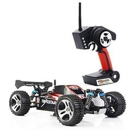 TOZO C1022 RC CAR High Speed 32MPH 4x4 Fast Race Cars 1:18 R
