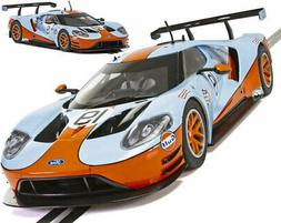 Scalextric C4034 Ford GT GTE Gulf Edition 1/32 Slot Car DPR
