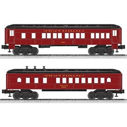 Lionel Canadian Pacific Coach/Diner Baby Madison Passenger C