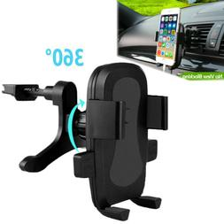 Universal Car Air Vent Mount Cradle Cell Phone Holder Stand