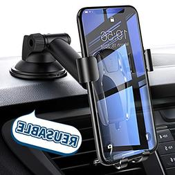 Cell Phone Holder for Car, Ainope Universal Dashboard Cell P