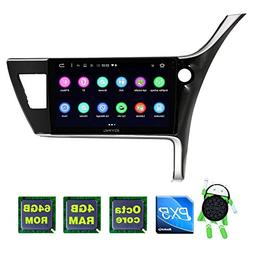 "JOYING Car Stereo Android 8.0 4GB + 64GB 10.1"" IPS Car Radio"