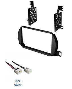 Premium ASC Audio Car Stereo Dash Install Kit and Wire Harne