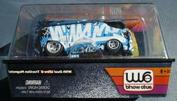 Auto World Carffiti Tom Daniel BAJA BEAST VW HO Scale Slot C