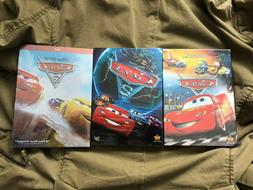 cars 1 3 trilogy pixar movie bundle