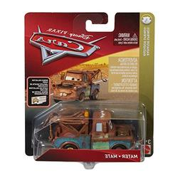 Disney Cars Die Cast Mater with Accessory Card Toy Vehicle