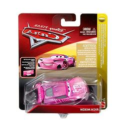 Disney Cars Die Cast Rich Mixon with Accessory Card Toy Vehi