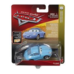 Disney Cars Die Cast Sally with New Expression & Accessory C
