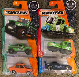 Matchbox Cars - Metal Parts Cars for kids age 3+