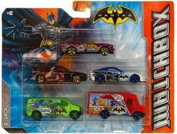 Matchbox Batman 5 Pack Cars Series #1