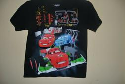 CARS 2 CHARACTERS-BOYS SIZE 4/5-LICENSED SHORT SLEEVE-NWOT