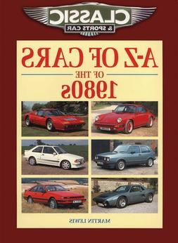 classic sports car magazine a z cars 1980s