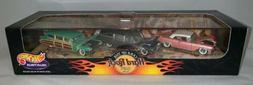 Hot Wheels Collectibles Cars Of The Hard Rock Cafe Die Cast,