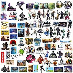 90 pcs Compatible Fortnite Stickers for Fortnite Birthday Pa
