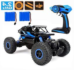RC Car ,CR 2.4Ghz 4WD High Speed Off-Road Vehicle RC   Rock