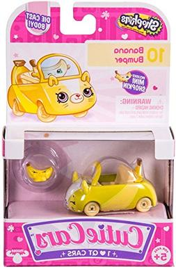 Shopkins Cutie Cars 10 Banana Bumper