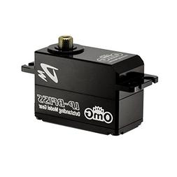 RCOMG D3-LP-BF15S 15Kg Black Metal Brushless Digital Servo w