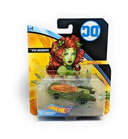 Hot Wheels Character Cars DC Poison Ivy First Appearance