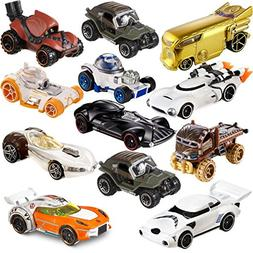 Hot Wheels  Die Cast Star Wars Toys Characters Cars Action F