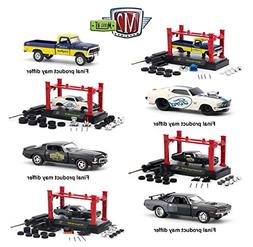 DIECAST 1:64 Model-KIT AUTO-Lift - Release 18 Assortment  Se