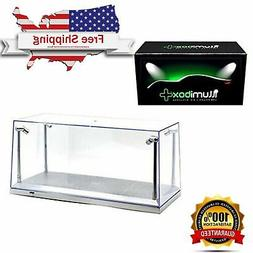 diecast model car Clear light Display Show Case for 1/18 Sil