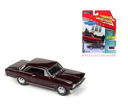 New DIECAST Toys CAR JOHNNY LIGHTNING 1:64 Muscle Cars U.S.A