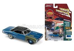 Auto World New 1:64 Johnny Lightning Muscle Cars USA 2018 Co