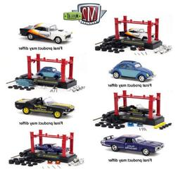 M2 NEW DIECAST TOYS CAR MACHINES 1:64 MODEL-KIT RELEASE 18 A