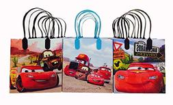 Disney Car Mc Queen Party Favor Goodie Small Gift Bags
