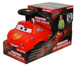 Disney Pixar Cars Activity Push Ride-On Lights 'N Sounds 12-