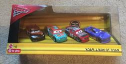 Disney Cars Race to Win 4-Pack Target Exclusive T. G. Castle