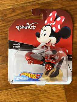 Hot Wheels DISNEY Character Cars MINNIE MOUSE Series 2 #1/6