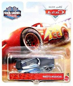 Disney Pixar Cars 3 Fireball Beach Jackson Storm Die-Cast Ve