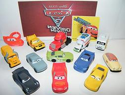Cars Disney Pixar 3 Movie Deluxe Party Favors Goody Bag Fill