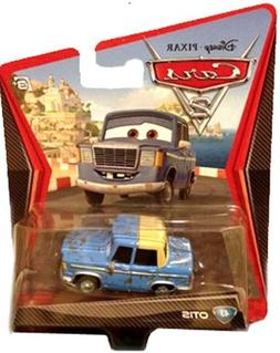 Disney Pixar Cars 2 Otis #43 Die Cast Car NEW Ships In A Box