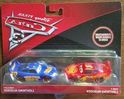 Disney Pixar Cars 3 Fabulous Lightning Mcqueen & Cars 3 2 Pa