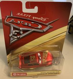 Disney Pixar Cars 3 Lightning Mcqueen Rust-Eze Racing Center