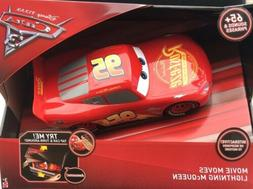 Disney Pixar Cars 3 Movie Moves Vehicle - Lightning McQueen