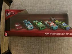 Disney Pixar Cars 3 Race for the Piston Cup 5-Pack
