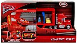 Disney*Pixar CARS 3 TRAVEL TIME MACK PLAYSET Age 4+ ~ New in