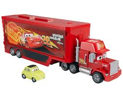 Disney Pixar Cars 3 Travel Time Mack Playset Truck Luigi & G