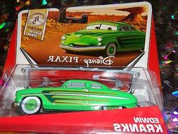 "DISNEY PIXAR CARS ""EDWIN KRANKS"" Die-Cast Metal, Scale 1:55,"