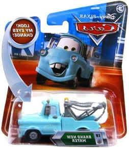 Disney/Pixar Cars Lenticular Eyes Series 2 Brand New Mater #
