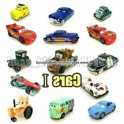 Disney Pixar Cars 1 Die-Cast Vehicles Toys McQueen 1:55 Lot