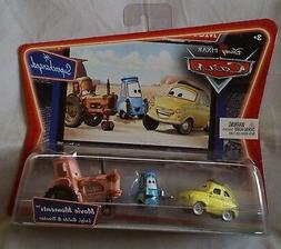 Disney Pixar Cars LUIGI GUIDO TRACTOR Movie Moments  1:55 Di