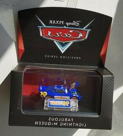 DISNEY PIXAR CARS PRECISION SERIES FABULOUS LIGHTNING MCQUEE