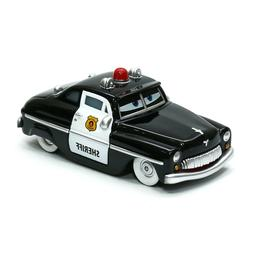 Mattel Disney Pixar Cars Sheriff 1:55 Metal Car Diecast Toy