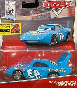 "DISNEY PIXAR CARS ""STRIP WEATHERS aka THE KING"" IMPERFECT PA"